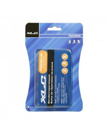 XLC Boite kit reparation crevaison premium