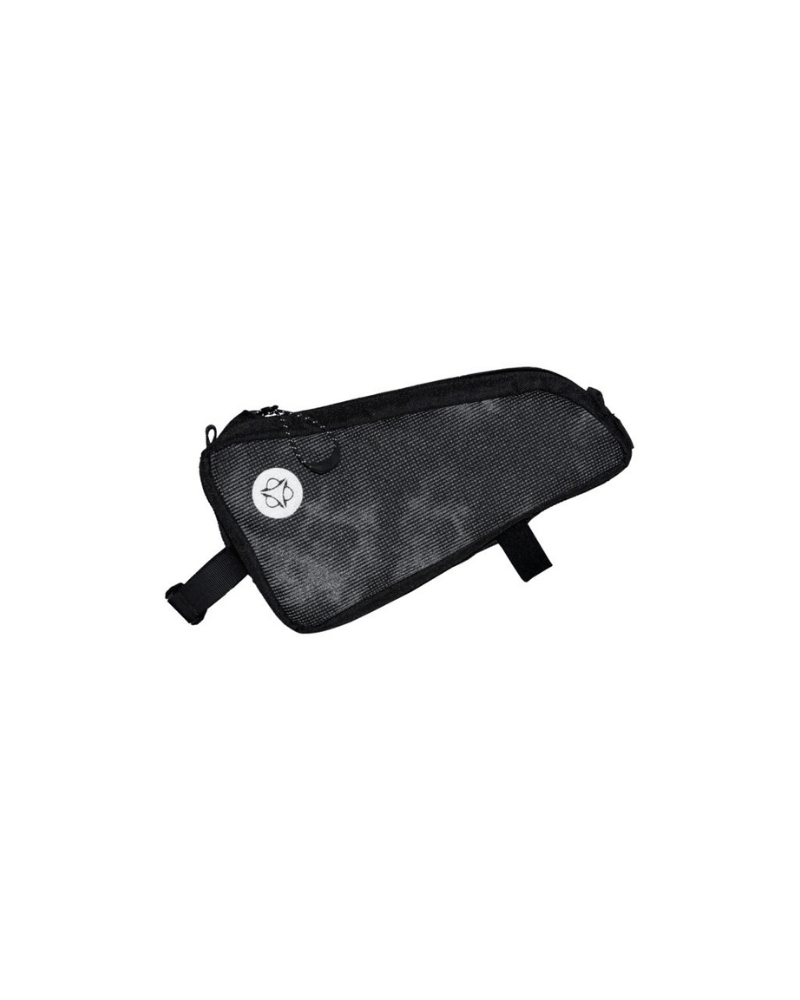 Sacoche de cadre Venture 0.7L noir reflective - AGU