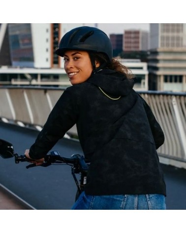 Veste de pluie Compact Commuter Reflection - AGU - veste femme