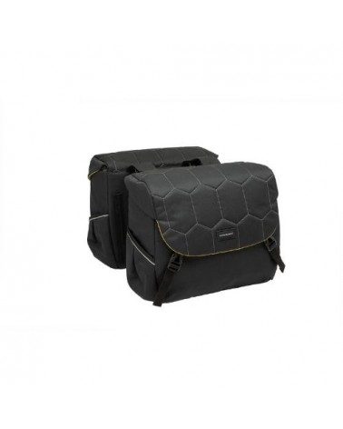 Quilted Mondi Joy - New Looxs - Sacoche double 38 L