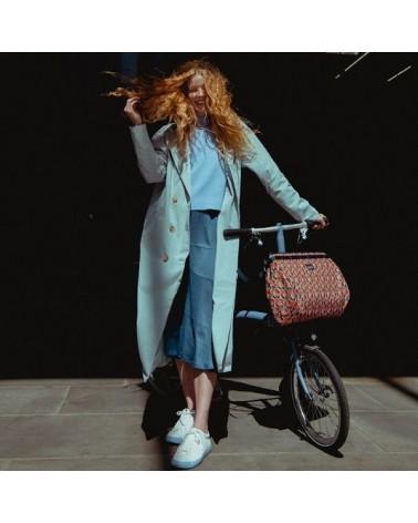 Basket bag Borough Liberty Fabric Metropolis - Brompton