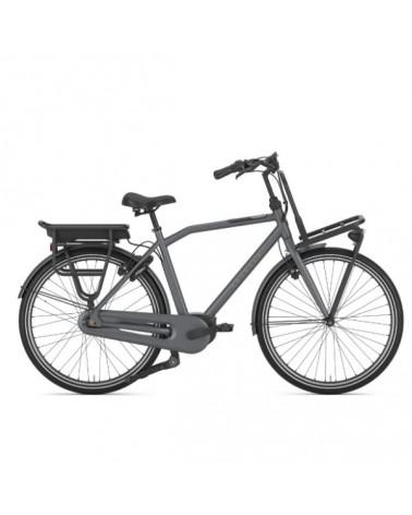 HeavyDutyNL C7+ HMB cadre haut - GAZELLE - Vélo électrique hollandais