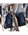Urban Fold 42L - BASIL - Sacoche vélo double
