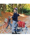 Portland Messenger 20L - BASIL - Sacoche bandoulière vélo