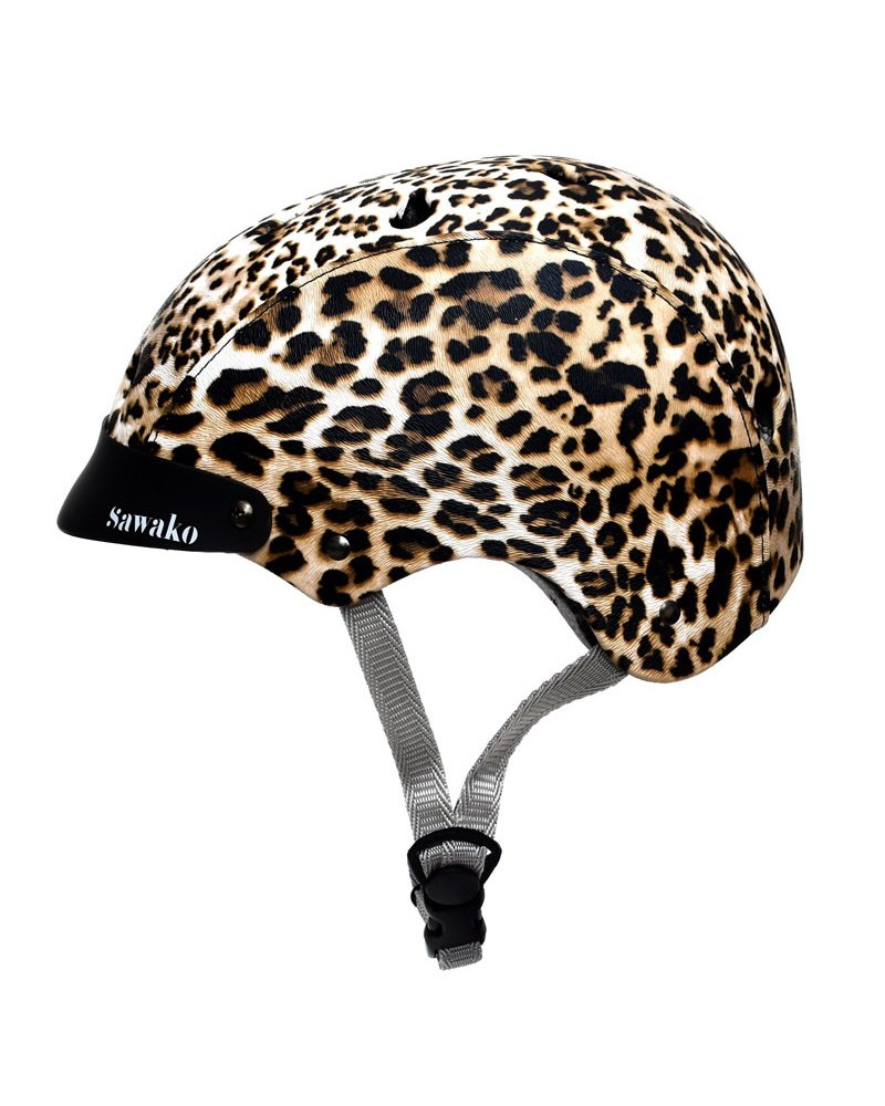 Leopard - SAWAKO FURUNO - Casque vélo