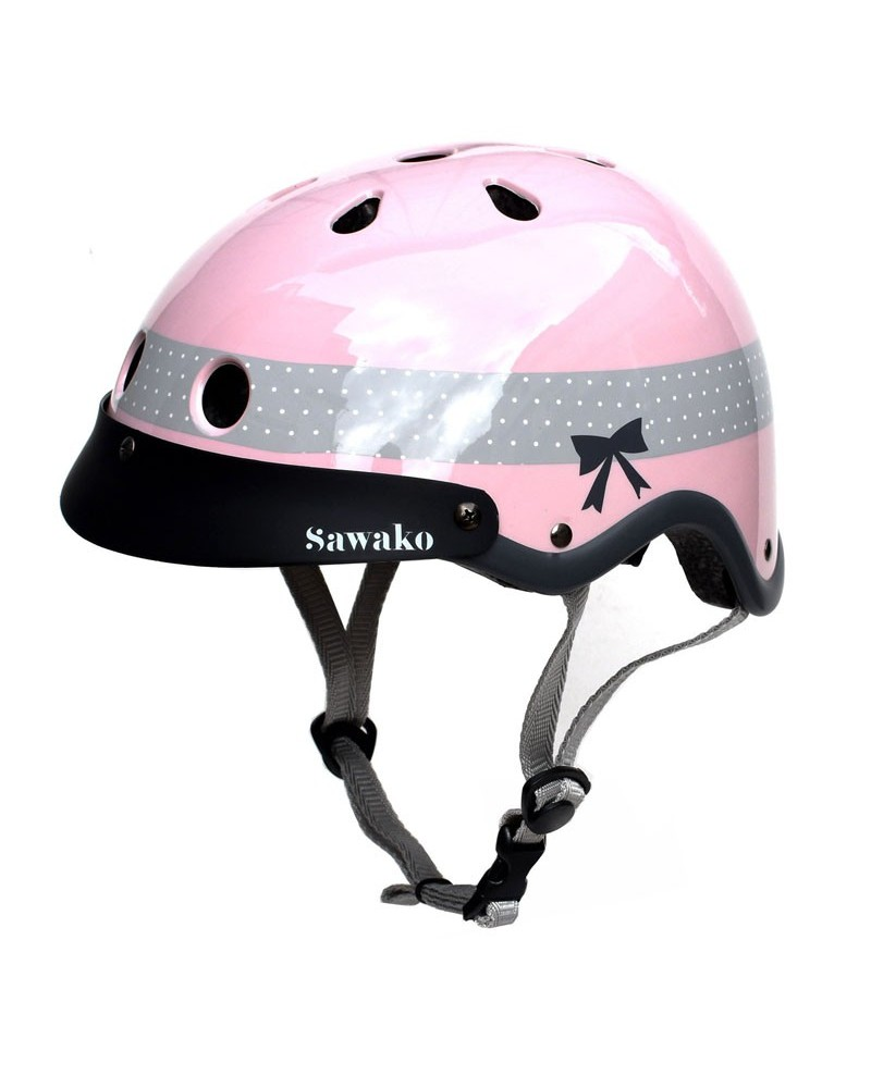 Ruban & papillon - SAWAKO FURUNO - Casque vélo