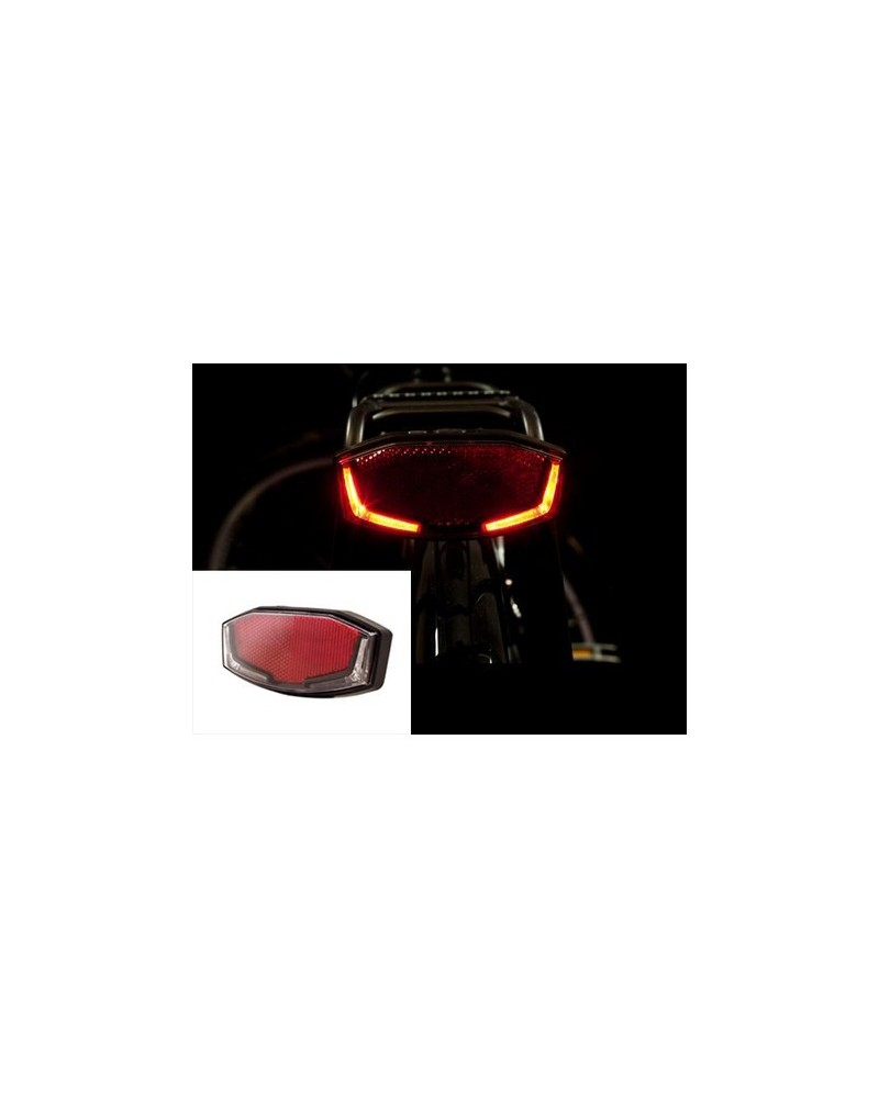 Eclairage vélo arrière - SPANNINGA Lineo XB