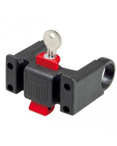 Klickfix kf cc100 - AGU - Fixation guidon avec clé pour sacoche/panier