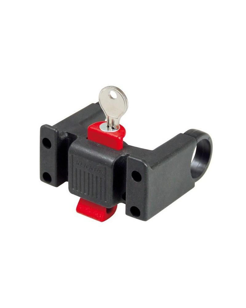 Kf cc100 - Klickfix - Fixation guidon avec clé pour sacoche/panier