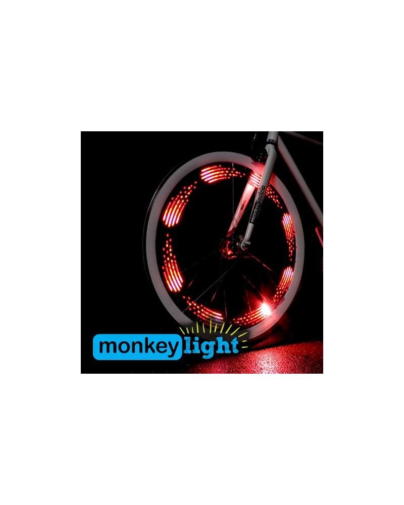 Monkey Light R210 - Eclairage rechargeable USB