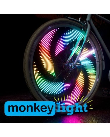 Monkey Light R232 - Eclairage rechargeable USB
