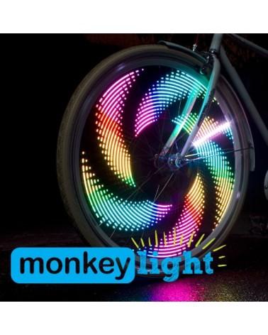 Monkey Light R232 Rechargeable USB
