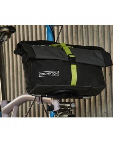 Sacoche Roll-Top pour vélo pliant Brompton - 9L