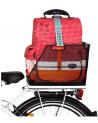 Class - BASIL - Panier vélo arrière fixe