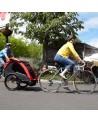 Remorque vélo - pour enfants - BURLEY – Honey bee - rouge
