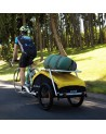 Remorque vélo - pour transport - BURLEY - Cargo nomad