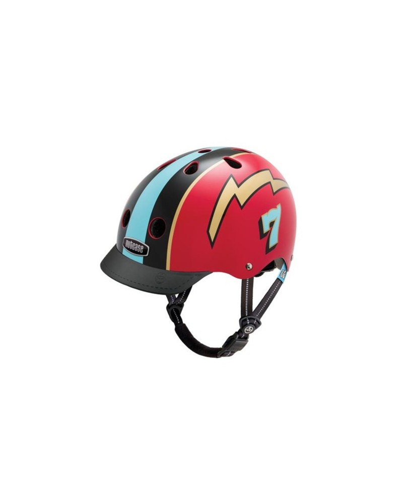 Little Nutty Lucky 7 - NUTCASE - Casque vélo enfant (48 - 52 cm)