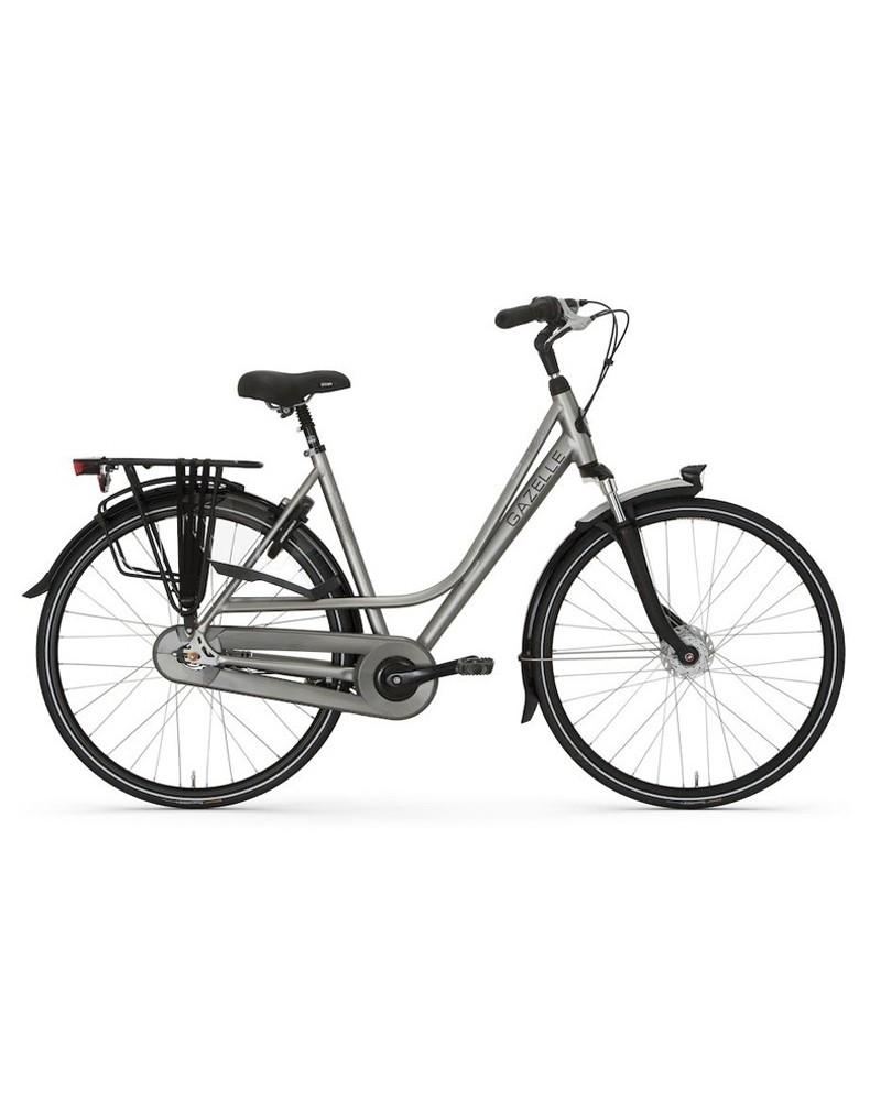 Paris C7+ Plus - GAZELLE - Vélo ville moderne