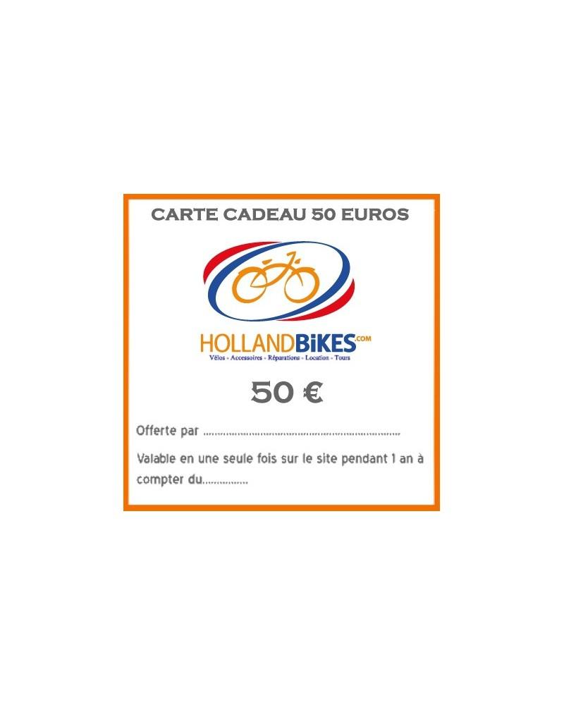 CARTE CADEAU - 40 EUROS