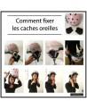 Caches oreilles - SAWAKO FURUNO