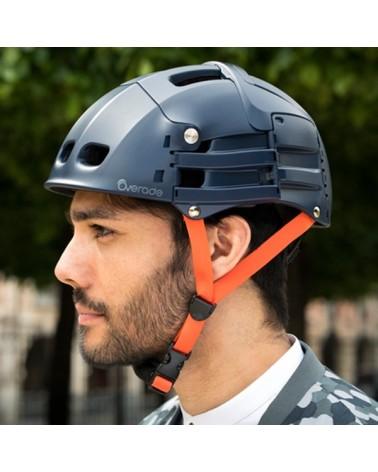 Plixi Fit - OVERADE - Casque vélo pliable