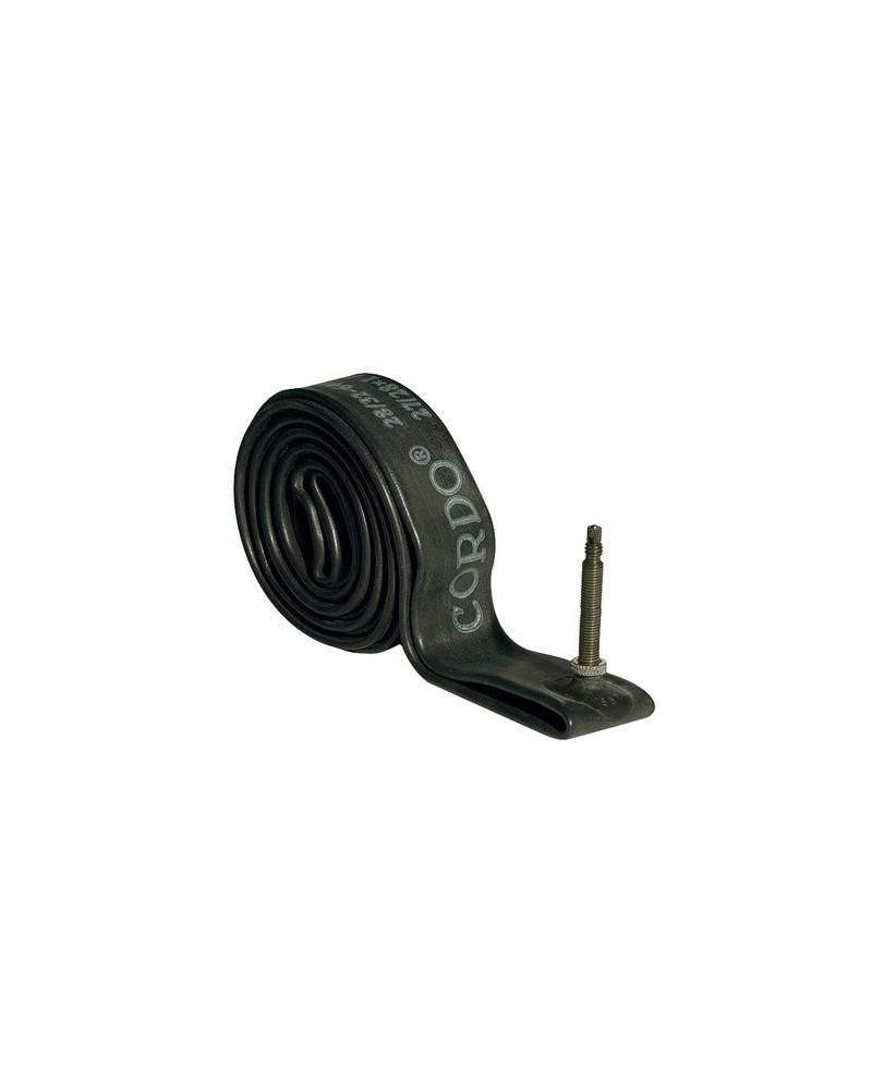 Chambre à air 27 28 Ville VTC 28/32-609/642 - CORDO - Butyl valve longue presta