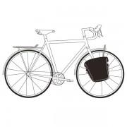 John O' Groats - BROOKS - Sacoche vélo avant 12-15L