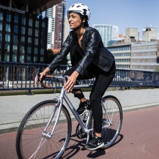 Hyban + - ABUS - Casque vélo adulte