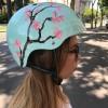 Street Cherry Blossom - NUTCASE - Casque vélo adulte