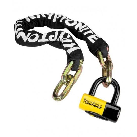Antivol vélo chaîne - Kryptonite - New York Fahgettaboudit Chain 1410
