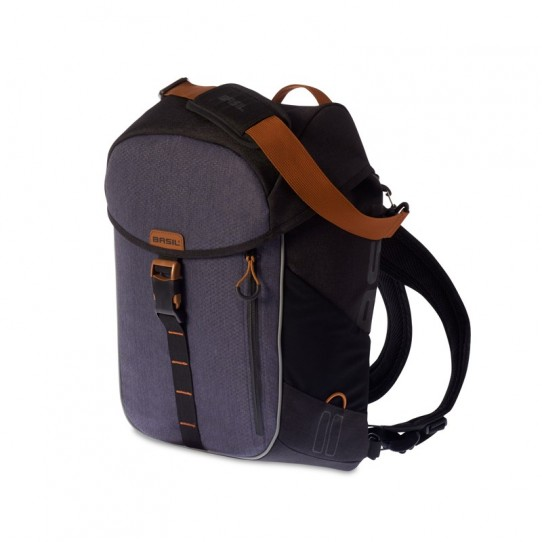 sac dos v lo bandouli re miles daypack basil. Black Bedroom Furniture Sets. Home Design Ideas