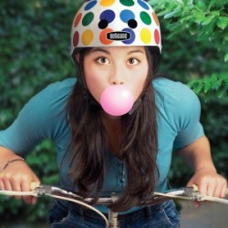 Street Dots - NUTCASE - Casque vélo adulte