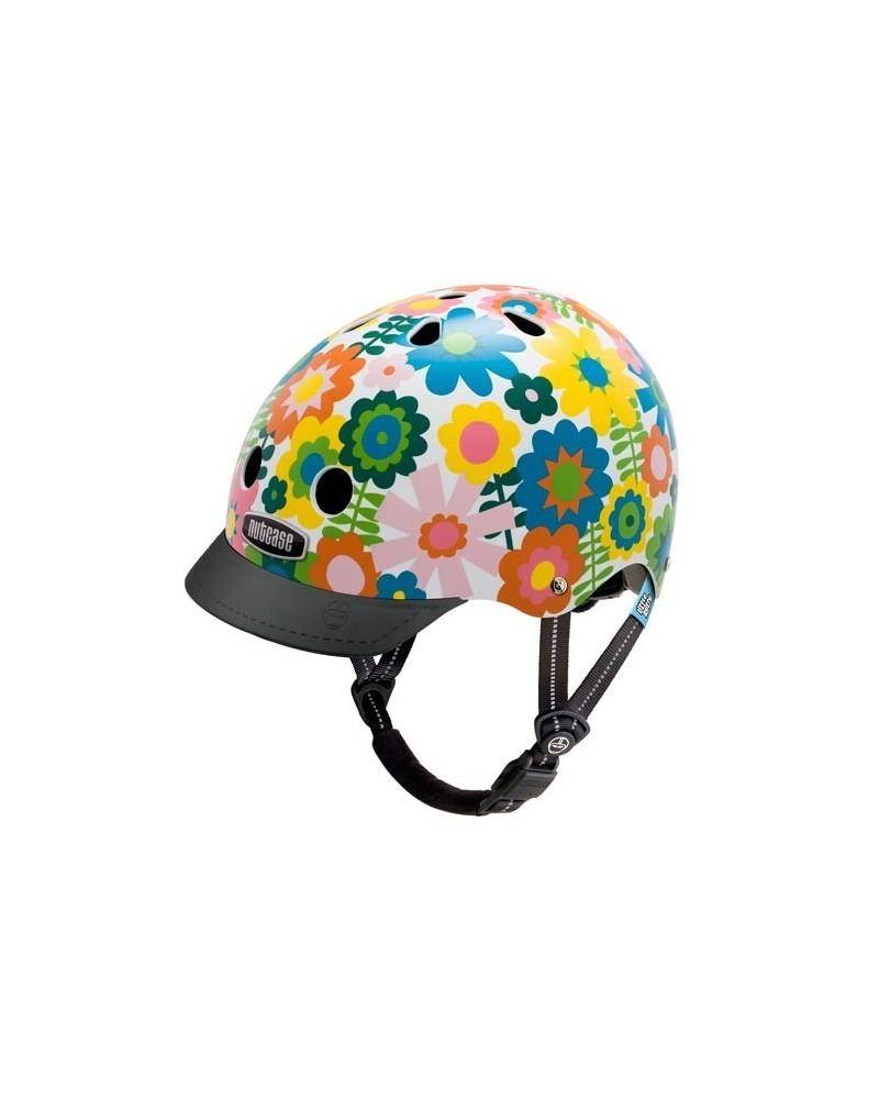In Bloom - NUTCASE - Casque vélo enfant (48-52cm)