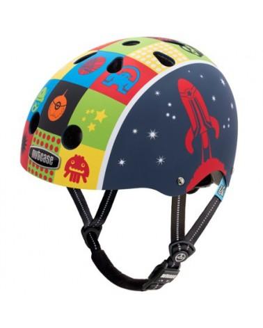 Little Nutty Space Cadet - NUTCASE - Casque vélo enfant (48 - 52 cm)