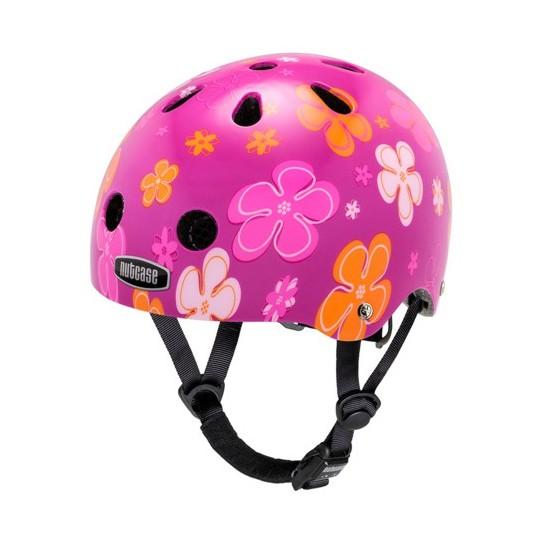 Baby Nutty Petal Flower - NUTCASE - Casque vélo bébé (47 - 50 cm)