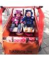 Siège enfant Mélia pour vélo cargo