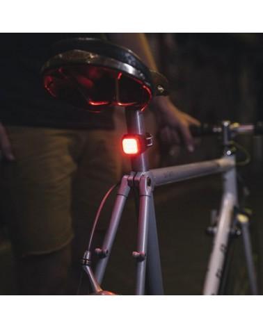 éclairage arrière vélo knog blinder mini niner