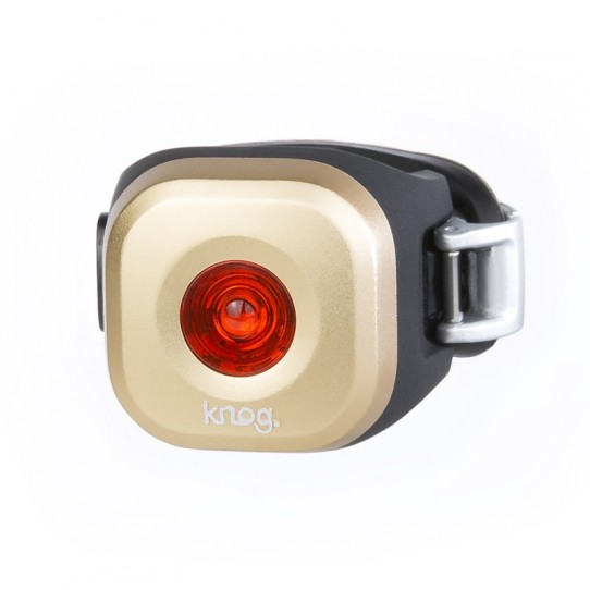 éclairage avant vélo knog blinder mini DOT