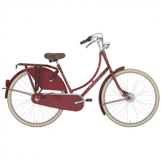 Classic - vélo de ville Gazelle coloris rouge