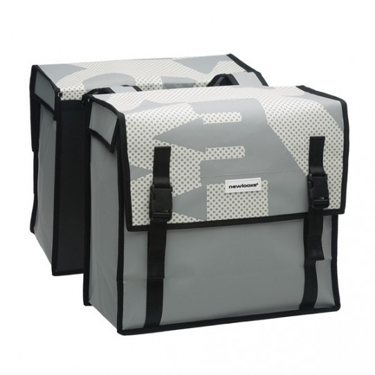 Bisonyl Basic - New looxs - Sacoche double 46L