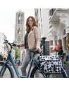 Dots Fiori Double - New Looxs - Sacoche double vélo 30L