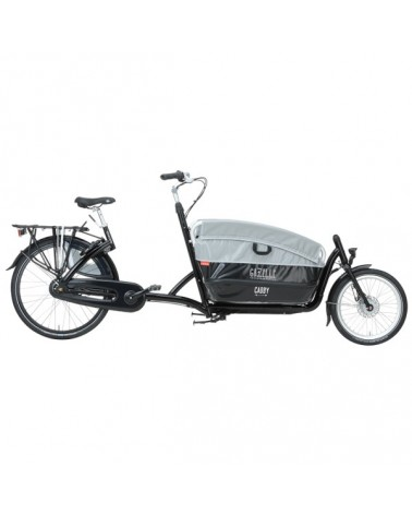 Vélo biporteur Cabby C7 - GAZELLE