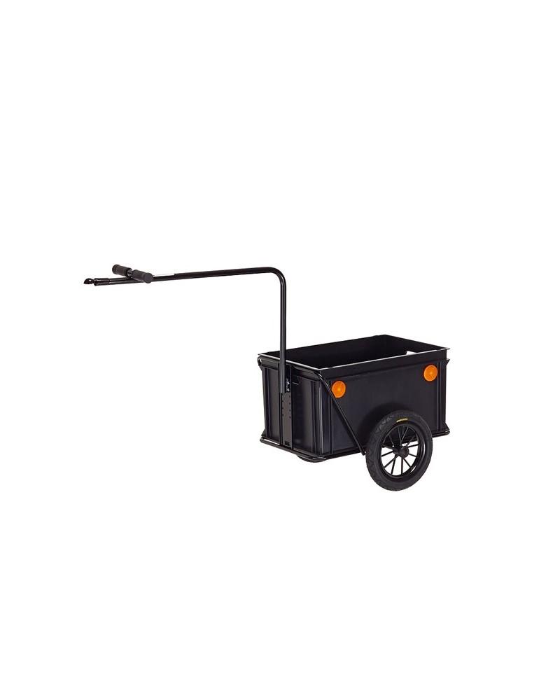 Remorque vélo Mini Boy - ROLAND - 60l / 40kg