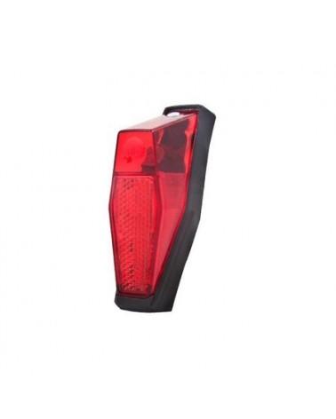 Eclairage vélo arrière sur dynamo - SPANNINGA SP8