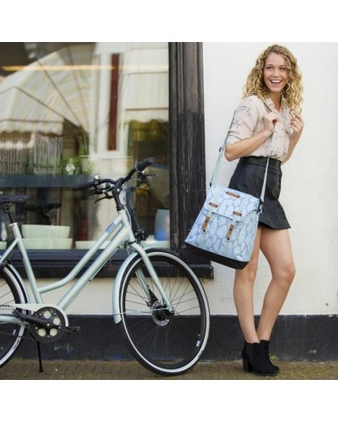 Alba - New Looxs - Sacoche vélo simple - 17 L