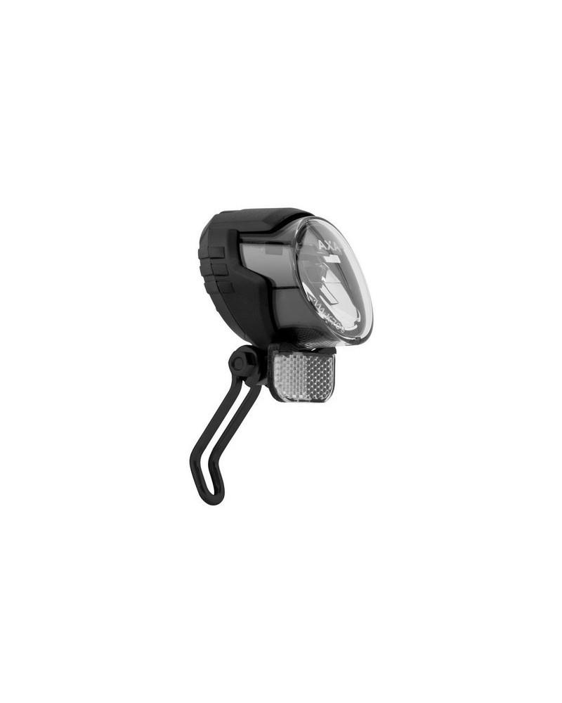 Eclairage vélo avant sur dynamo - AXA Luxx 70 - 70 lux