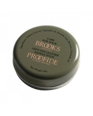 ENTRETIEN SELLES - BROOKS - CRÈME BROOKS PROOFIDE