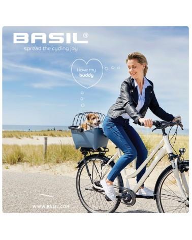 Buddy - Basil - Panier arrière pour chien