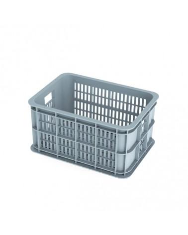 Caisse panier vélo - BASIL - Crate plastique S