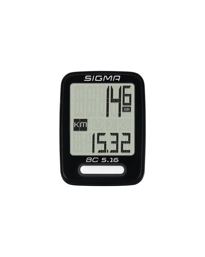 Compteur velo SIGMA BC 5.16